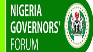 Photo of GOVERNORS FORUM REACTS TO ALLEGED HOARDING OF COVID-19 PALLIATIVES