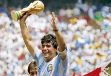 Photo of ARGENTINIAN FOOTBALL LEGEND DIEGO MARADONA DIES AT 60