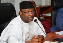 Photo of SENATE DRILLS PROF. MAHMOOD FOR INEC CHAIR