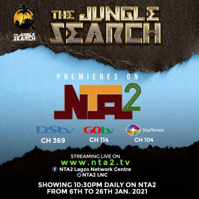 The Jungle Search